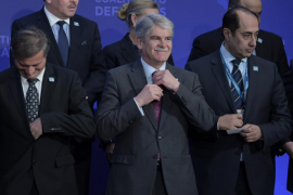 El ministro de Exteriores español muestra su solidaridad con el Reino Unido