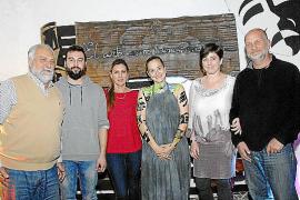 Exposición colectiva en Ciutadà Il·legal