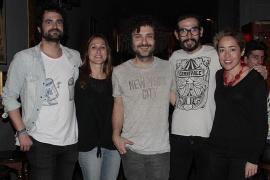 Concierto solidario en el bar Lisboa para Màgic Line Mallorca