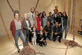 Inauguración de la exposición 'Posidònia', de Patricia Mato-Mora