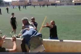 Un padre implicado en la pelea de Alaró: «El fútbol nunca tendría que ser algo que cause un trauma a los niños»
