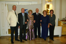 Cena de Navidad del Skal Club Internacional de Mallorca