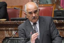 El expresidente de Murcia abandona el PP acusando a Rajoy de inacción ante la corrupción