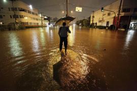 El temporal de lluvia deja más de cien muertos en Río de Janeiro