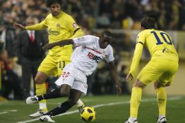 El Sevilla toma ventaja sobre el Villarreal tras recuperarse de un 3-1
