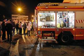 Herida grave tras incendiar su piso de Vila por una disputa sobre el alquiler