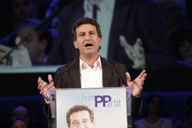 La clave del congreso del PP es si tañerá 'la campana de Huesca' caso de que Company arrase a Bauzá