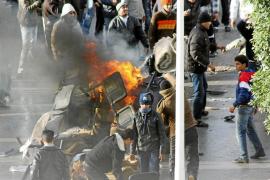 El presidente de Túnez decreta el toque de queda para frenar la revuelta