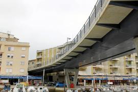 La demolición del puente del Riuet no empezará el día 15
