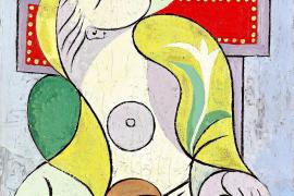 Un retrato que Picasso hizo de su amante, estrella de la próxima puja de Sotheby's