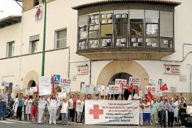 El IB-Salut quiere ampliar hasta 2033 el convenio con Sant Joan de Déu y Creu Roja