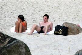 Leo Messi rompe con su novia