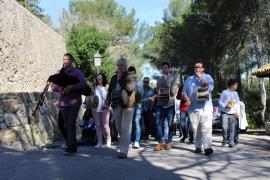 El Pa i Peix mantiene la fiesta del Quart Diumenge en Consolació tras 396 años