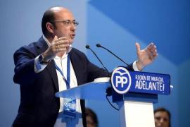 Admitida a trámite moción de censura del PSOE contra el presidente de Murcia