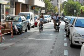 Disminuye un 15% el número de accidentes con ciclistas implicados en Palma