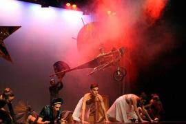 Pasodos baila 'El principito' en Sa Màniga