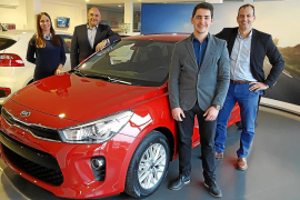 Frau Automóviles ya comercializa el nuevo Kia Rio