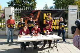 La Audiencia Nacional cita a dos jóvenes independentistas por quemar fotos del Rey en Palma