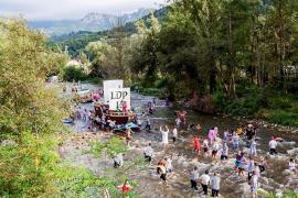 Sancionado un policía nacional de Palma por participar en una fiesta en Asturias cuando estaba de baja