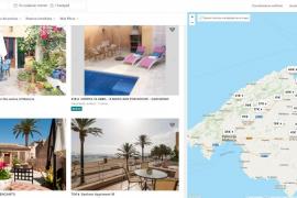 Terraferida asegura que Airbnb ofrece 109.000 plazas de alquiler vacacional en Mallorca