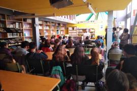 El Govern investigará la charla de Valtonyc en el instituto de Santa Margalida