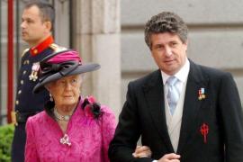 Fallece a los 99 años la infanta Alicia de Borbón, tía del Rey Juan Carlos