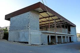 Las obras del centro de mayores de Ariany, desbloqueadas once años después