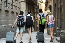 Propietarios de pisos del Casc Antic de Palma reciben ofertas de alquiler de hasta 7.500 euros