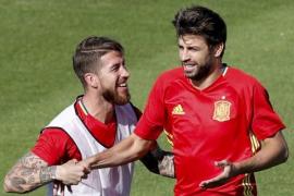 Piqué: «Del Madrid me gustan los jugadores, no la gente que hay en el palco»