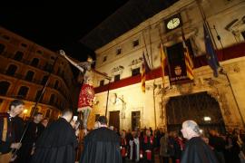 Unos 3.600 cofrades participarán en las 17 procesiones programadas en Palma para Semana Santa