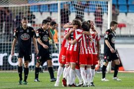 El Almería se adelanta pero no sentencia (1-0)