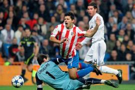 Özil conduce a la remontada y acerca al Real Madrid a la semifinal (3-1)