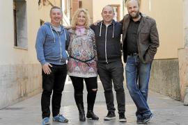 Un equipo local graba el corto 'Roake', de producción internacional