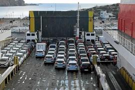Más de 90.000 coches de rent a car colapsarán las carreteras de Mallorca