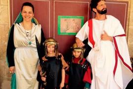 La Misericòrdia se transforma en un foro romano con Maremagnum MMXVII