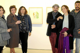 Ana Cabello expone su obra en Galería 6a