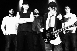 The Billy Young Band, un tributo a AC/DC en Factoria de So