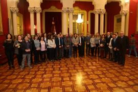Baleares tendrá una ley de reparación que pide anular los juicios franquistas