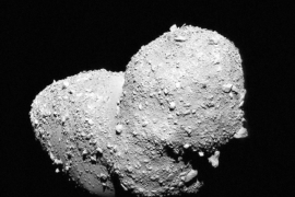 Un asteroide kamikaze 'juega' con Júpiter hace un millón de años