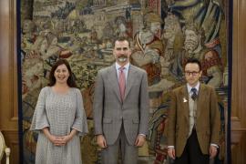 La familia Miró cederá varias obras para exponerlas en el jardín de Marivent