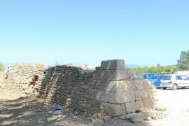 El Feder subvenciona la mitad de la restauración de la muralla renacentista de Alcúdia