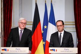 París y Berlín dan una dirección a la UE después del brexit