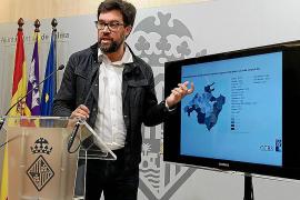 El alquiler turístico divide al gobierno tripartito del Ajuntament de Palma