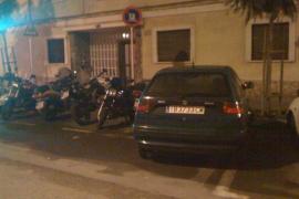 ¿Para qué sirven los parkings de motos en Palma?