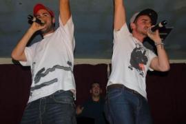 La banda de rap Sound Drivers pone en circulación un disco que «refleja nuestra personalidad»