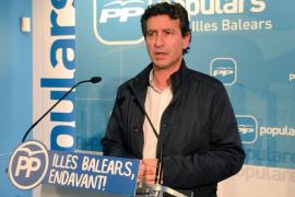 Company critica que no hayan dimitido Barceló y Vidal por los contratos de MÉS