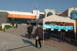 Muere una niña de 9 años por una meningitis «fulminante» en Manresa