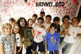 Jornada de puertas abiertas en el colegio Quartó del Rei (Fotos: Arguiñe Escandón).
