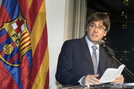 Carles Puigdemont asegura que el Gobierno español «no podrá evitar» el referéndum en Cataluña
