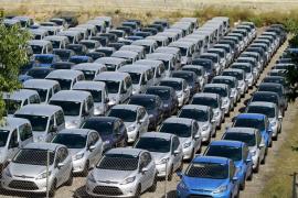 Los 'rent a car' prevén unas 27.000 reservas para Semana Santa en Balears